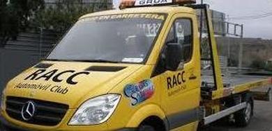 El RACC, proveedor de Asistencia en Carretera de los asegurados de Autos de ZURICH