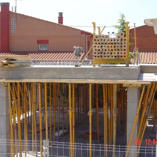 Estructuras de hierro en Valencia