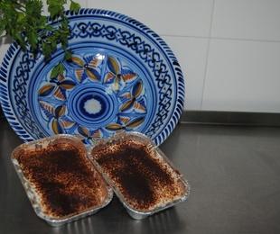 6 Tarta Tiramisú Casera.