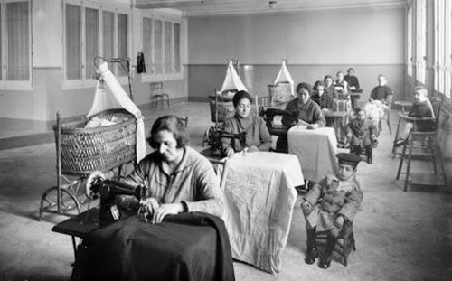 Fotos de Máquinas de coser en Vigo | Alfa- Refrey