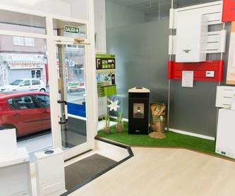 Instalación de calderas de gas y calentadores en Fuenlabrada