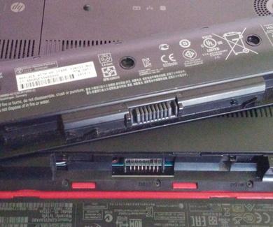 ¿Cuándo reemplazar la batería de un portátil?
