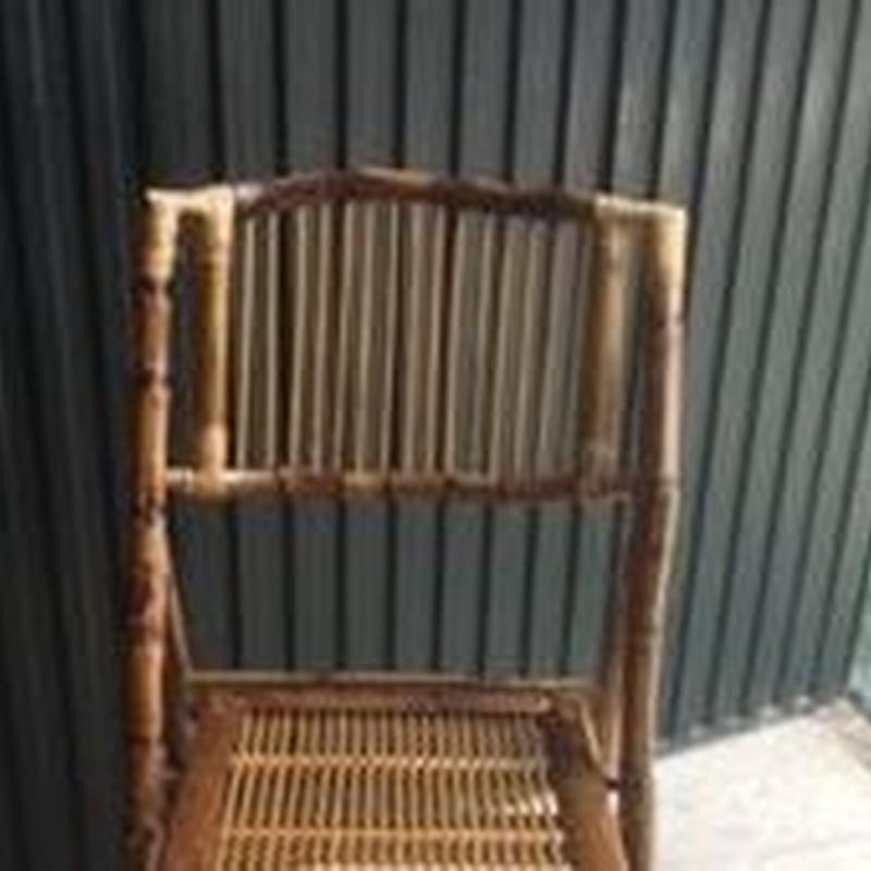 Sillas de madera: Catálogo de Jedal Alquileres