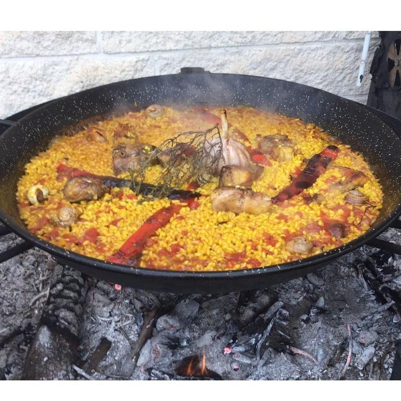 Arroces: Carta y Menús de Restaurante Bonavista