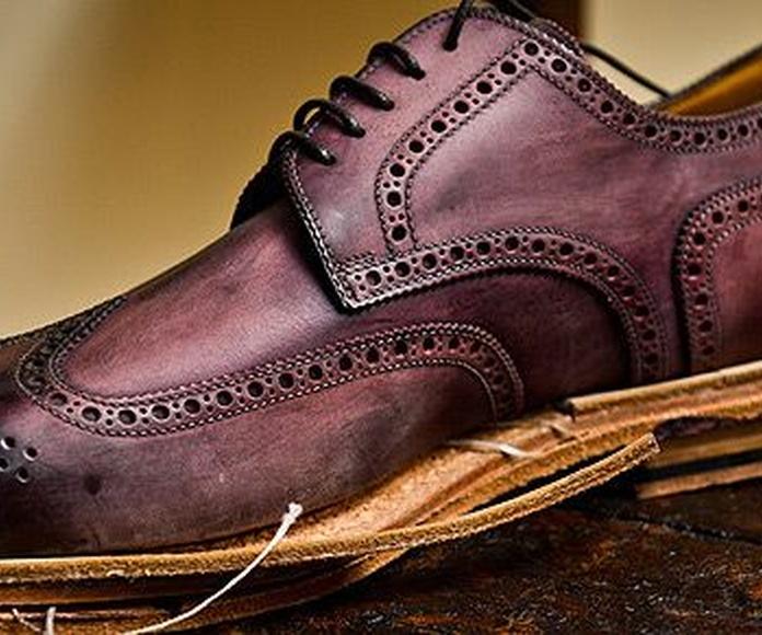 Importación de pieles para calzado: Servicios de Curtidos Ramón Amorós
