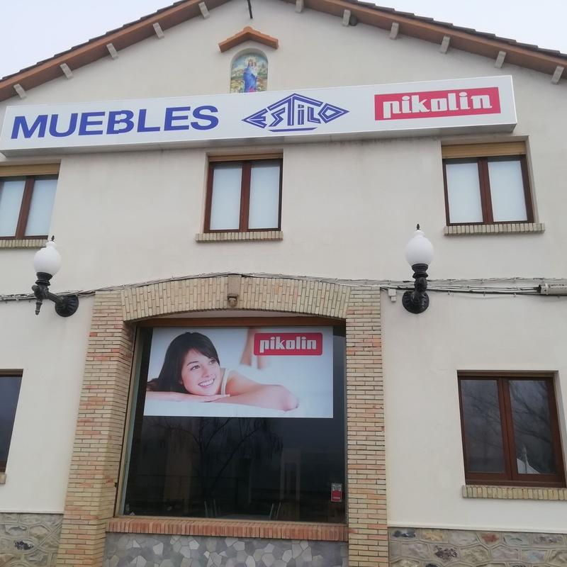 Exposición colchones Huesca