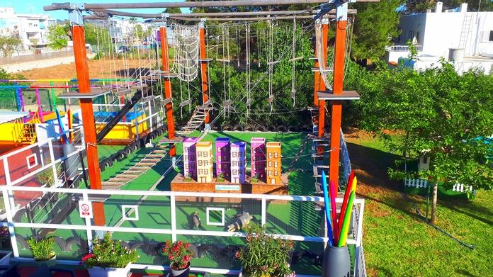 Piruleto Aventura: Nuestros servicios de Gran Piruleto Park