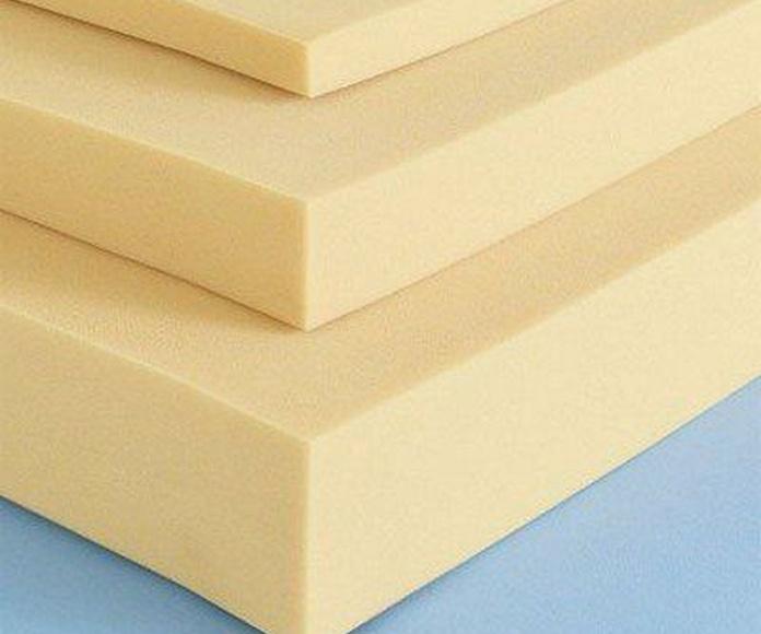 Aislamiento acústico: Productos de Poliuretano Proyectado