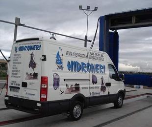 Hidrolimpiadoras para camiones