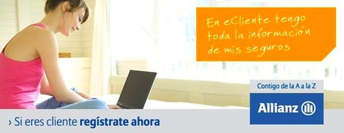 ecliente Allianz Murcia, Seguros Murcia, Allianz