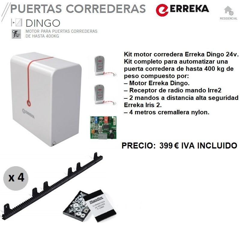 Kit Erreka Dingo: Servicios de Puertas automáticas Odiel