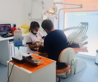 Radiología: Servicios odontológicos de Asisa Dental Alcorcón