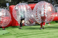 Torneo Bumper ball Madrid VodafoneYu 2014