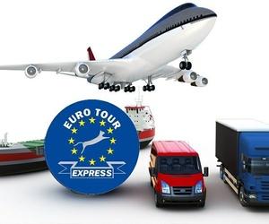 Transporte de mercancías. Aéreo, terrestre y marítimo