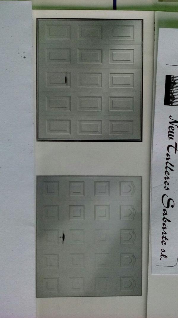 Puertas para garaje en Vitoria