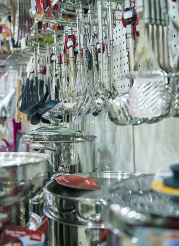 Menaje del hogar en Santiago de Compostela y accesorios de cocina