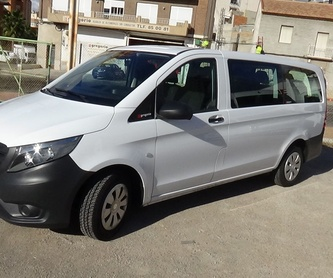 VANS 12 M3: Catalogue de Gregorio Rent of Vans without driver