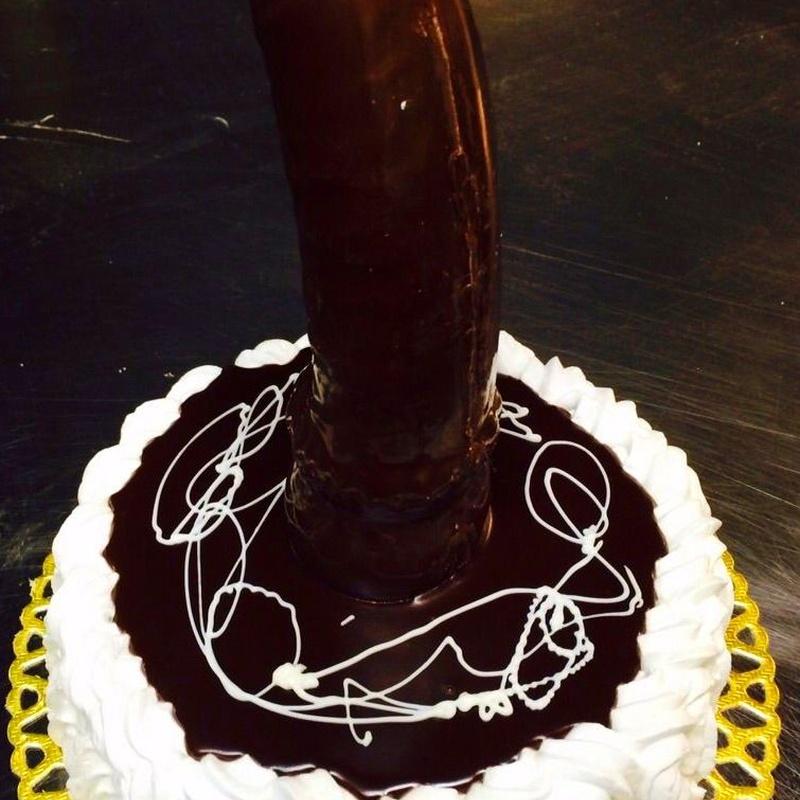 Tartas con motivos eróticos: Productos de Pastelería Díaz - Miguel