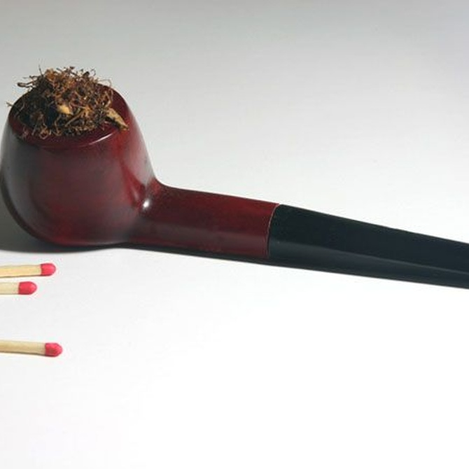 Cómo mantener el tabaco de tu pipa encendido sin que arda