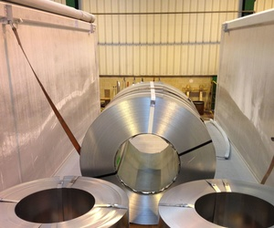 Transporte de acero / paneles / paletizados