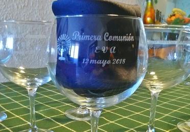 PRIMERA COMUNIÓN EVA