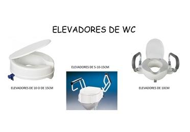 """ELEVADORES DE WC """"ALZA"""""""