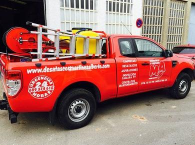Desatascos urgentes Zaragoza