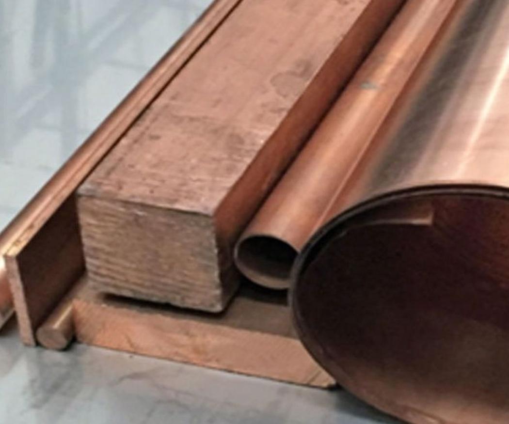 El cobre: usos y propiedades