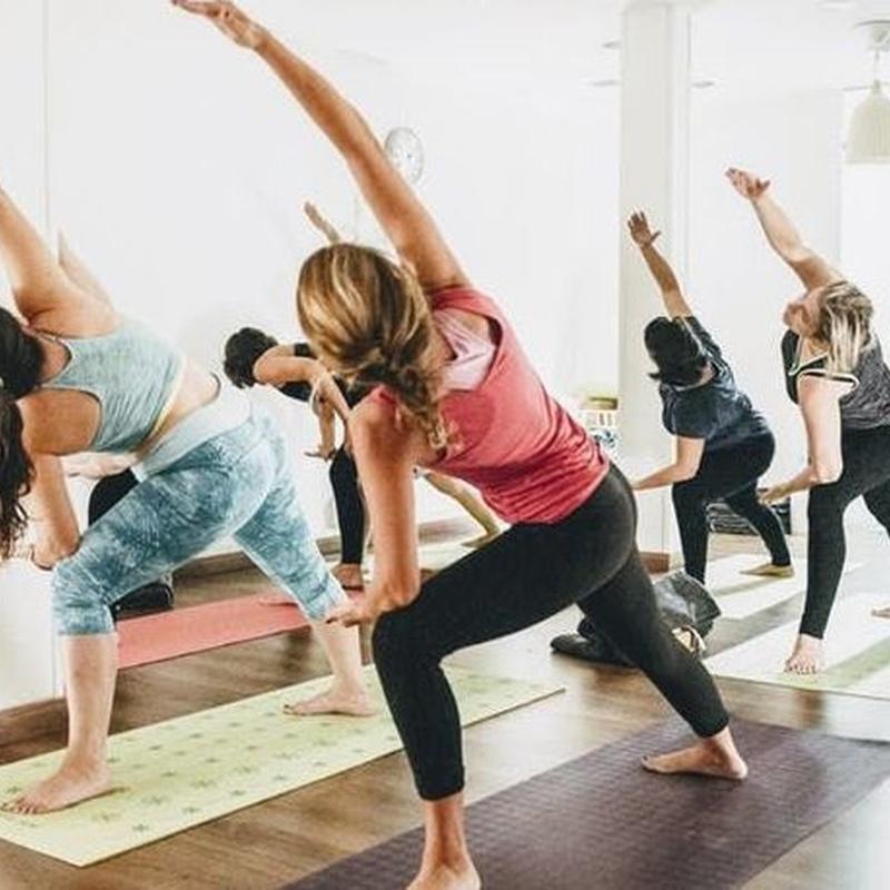 Yoga: Servicios de Ren Coach Boutique