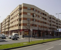 Construcción de viviendas en Gijón