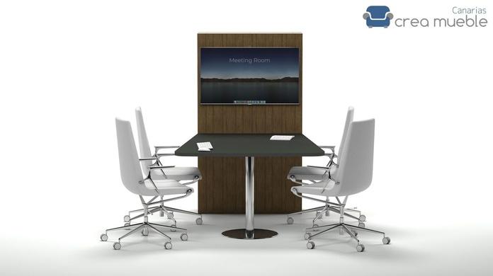 Oficina 206: Productos de Crea Mueble
