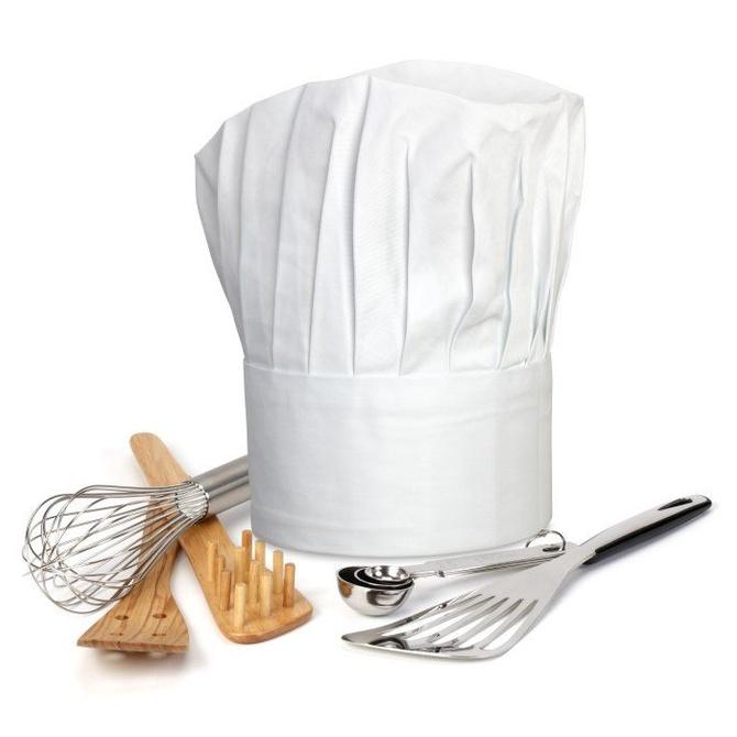 Requisitos básicos para la ropa de cocina