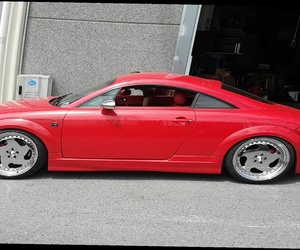 Audi TT - AirRex Suspension + Airlift V2