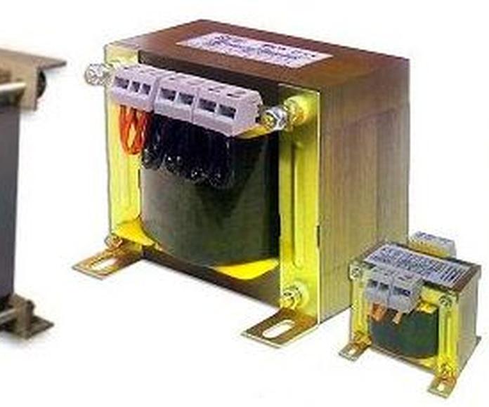 Transformadores: Productos  de JYG Automática Industrial