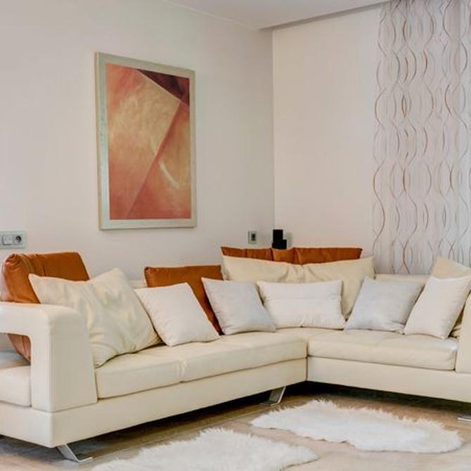 ¿Qué tipos de sofás existen?