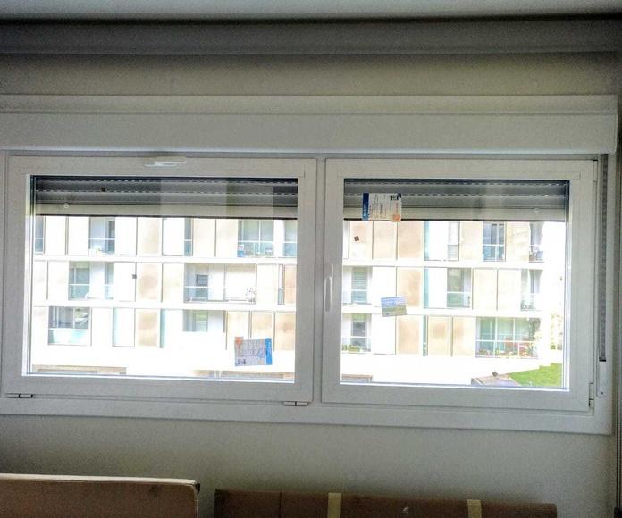 Cambiar ventanas Alava