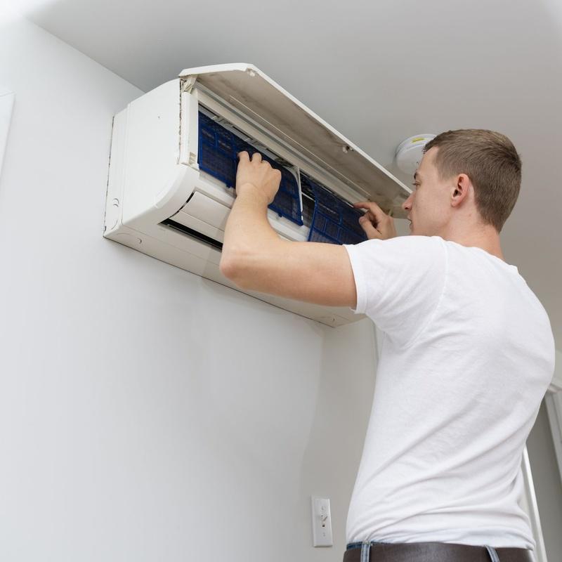 Instalación de aire acondicionado: Servicios de Reparación de Reparaciones Marín y Mesa