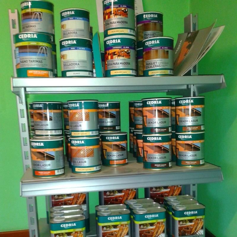 productos para tratamiento de la madera Gijon