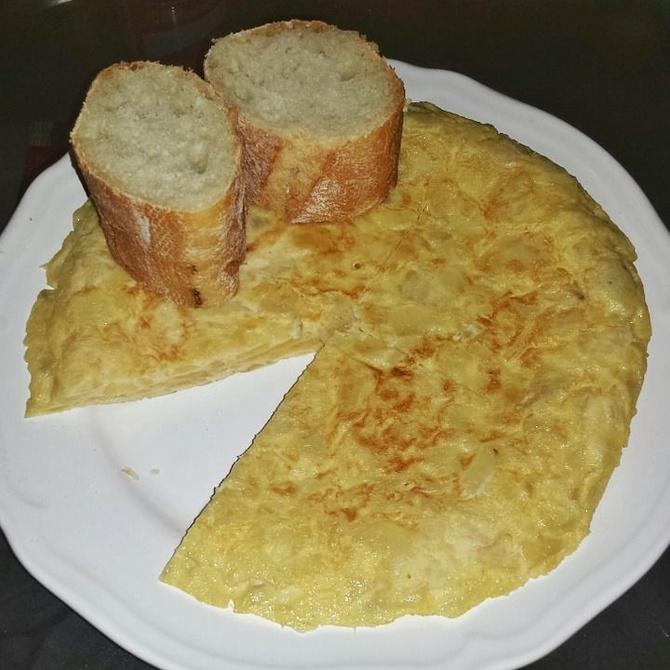 ¿Cuál es el origen de la tortilla de patatas?