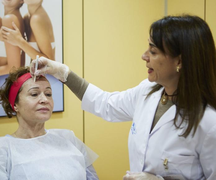 Medicina Estética: Especialidades y Servicios de Centre Mèdic Meisa
