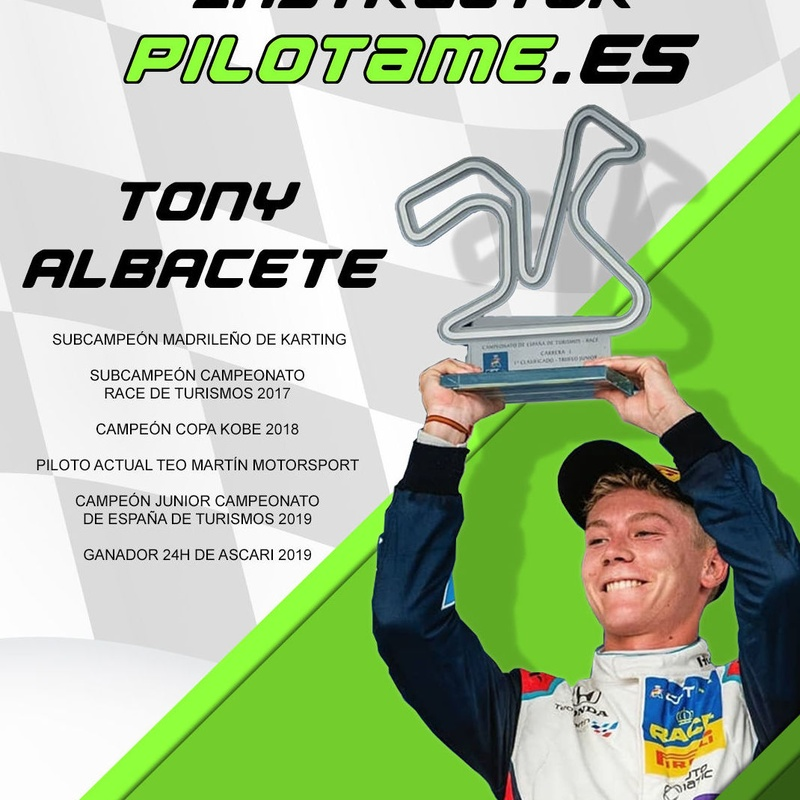 Tony Albacete: Our Team de Pilotame