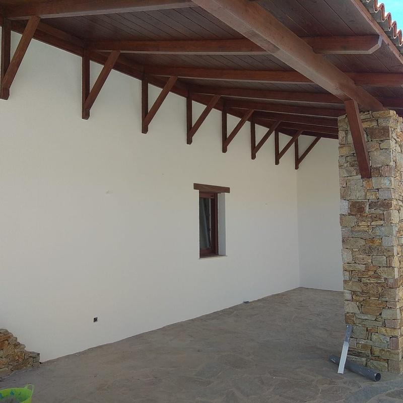 Reparación de cubiertas y tejados: Servicios especializados de Revestimientos Antela