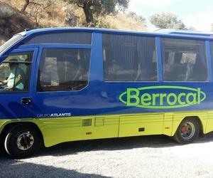 Alquiler de microbuses en Málaga