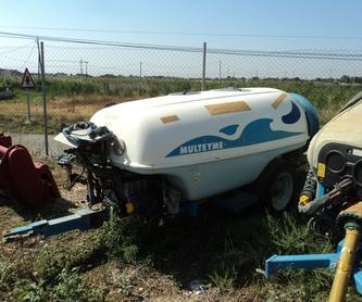 Remolque agrícola: Compra venta  de Sergi Gilart