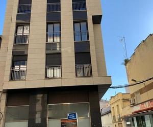 Alquiler de vivienda de lujo en el centro