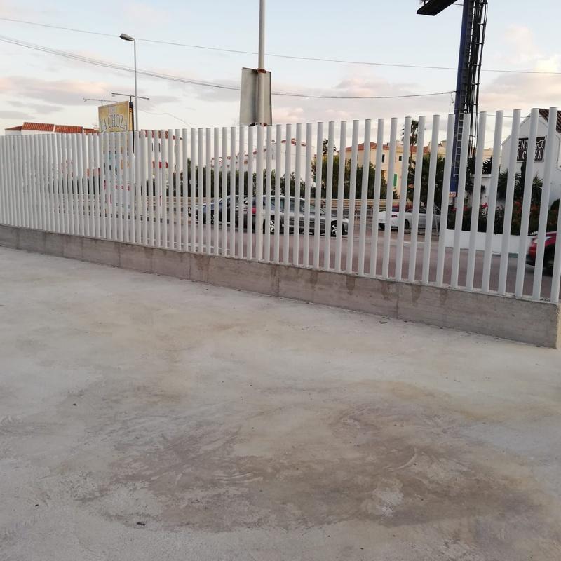 Cerramiento tipo Expo: Productos y Servicios de Mallas Aroa