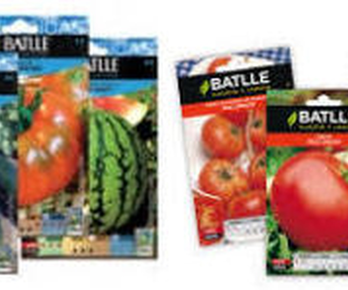 Semillas de todo tipo de frutas y verduras.
