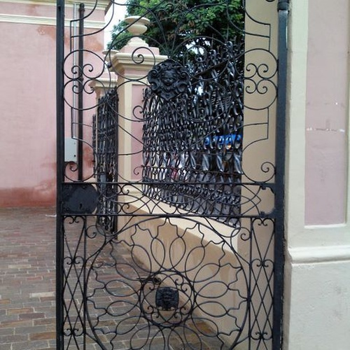 Juan Carlos López Jimeno - todo tipo de rejas y puertas