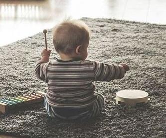 Metodología: Proyecto Educativo de Escuela Infantil Cascabel