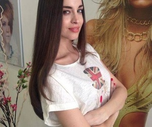 La Miss, Lorena Van Heerde, en Llongueras Mirasierra